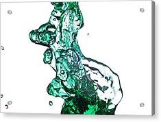 Splash 13 Acrylic Print