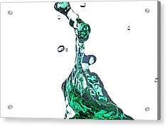 Splash 14 Acrylic Print