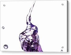 Splash 6 Acrylic Print