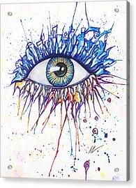 Splash Eye 1 Acrylic Print