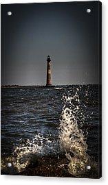 Splash Of Light Acrylic Print