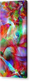 Splendor - Abstract Art Acrylic Print