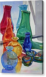 Splendor In The Glass Acrylic Print