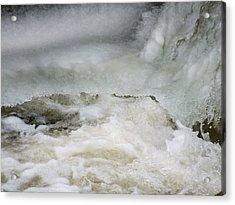 Splish Splash Acrylic Print by Gene Cyr