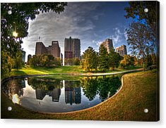 Acrylic Print featuring the photograph Spoonful Of St. Louis by Deborah Klubertanz