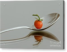 Acrylic Print featuring the photograph Spoonful Of Vitamin by Jonathan Nguyen