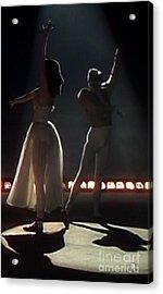 Spotlight Acrylic Print by Bryan Crawley