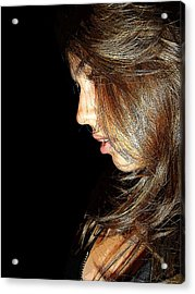 Acrylic Print featuring the photograph Spotlight by Zinvolle Art