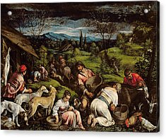 Spring, 1576 Acrylic Print