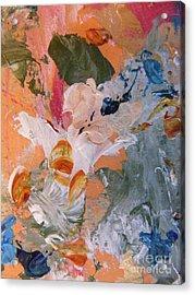 Spring 2 Acrylic Print by Nancy Kane Chapman