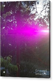 Holy Spirit At Sunrise  Acrylic Print