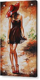 Spring Breeze 04 Acrylic Print by Emerico Imre Toth