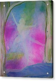 Spring Dance Acrylic Print