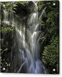 Acrylic Print featuring the photograph Spring Falls by Gary Neiss