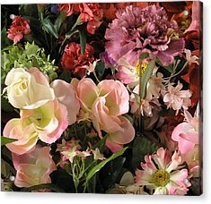 Spring Fling Acrylic Print