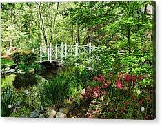 Spring Gardens Acrylic Print