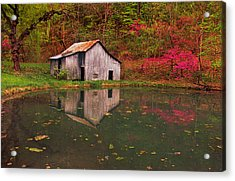 Spring Has Come To The Appalachia Acrylic Print