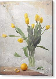 Spring Acrylic Print by Irina No