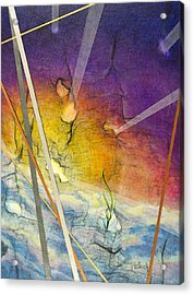 Spring Is Sprung Acrylic Print