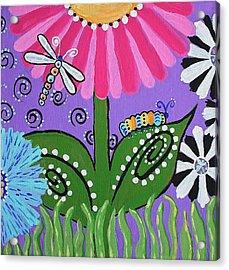 Spring Joy 1 Acrylic Print