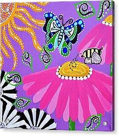 Spring Joy 3 Acrylic Print