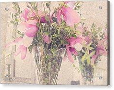 Spring Magnolias Acrylic Print