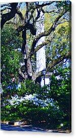 Spring Monolith Acrylic Print
