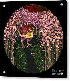 Spring  Acrylic Print by N Larson