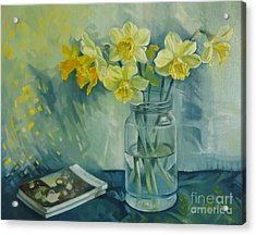 Spring Smile Acrylic Print