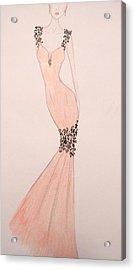 Spring Soiree Acrylic Print by Christine Corretti