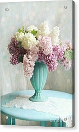 Acrylic Print featuring the photograph Spring's Glory by Sylvia Cook