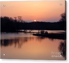 Springtime In Monee - Limited Edition Acrylic Print