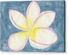 Springtime Perfection Acrylic Print by Dawn Marie Black