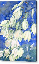 Springtime Splendor Acrylic Print