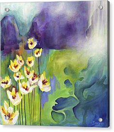 Sprouting Acrylic Print