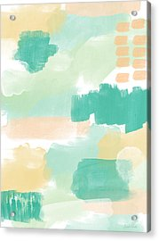 Spumoni- Abstract Painting Acrylic Print