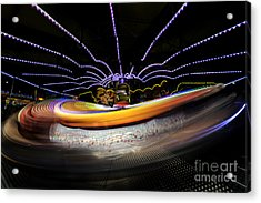 Spun Out 2 Acrylic Print