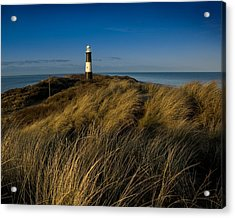 Spurn Point Lighthouse Acrylic Print