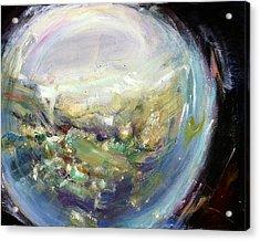 Spyglass II Acrylic Print by Tanya Byrd