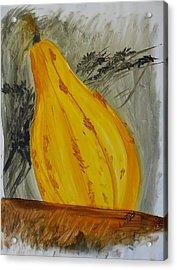 Squash Acrylic Print by Raymond Perez