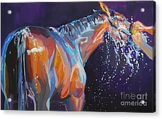 Squeaky Clean Acrylic Print