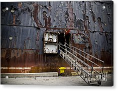 Ss United States - All Aboard Acrylic Print by Jessica Berlin
