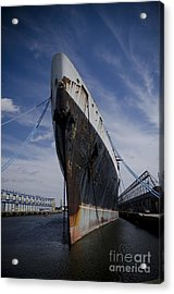 Ss United States By Jessica Berlin Acrylic Print by Jessica Berlin