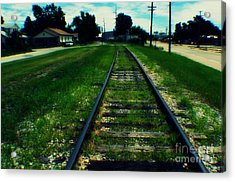 Ssrr Acrylic Print by Mindy Miles