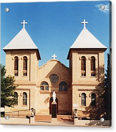 St. Albino Church Acrylic Print