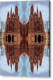 St. Anne's Church Art Acrylic Print by Yevgeni Kacnelson