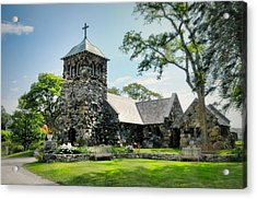 St. Ann's Episcopal Church Acrylic Print