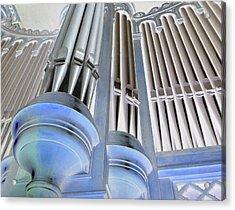 St Augustine Fantasy Organ Acrylic Print