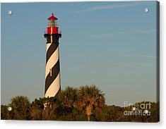 St. Augustine Lighthouse #3 Acrylic Print
