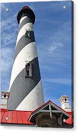 St. Augustine Lighthouse Acrylic Print